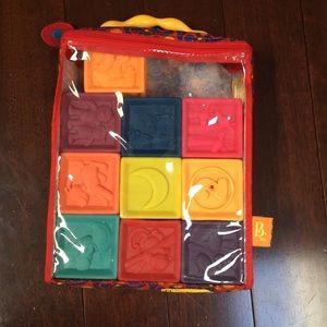 Other - Set of 10 soft blocks